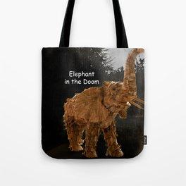 Elephant Doom Tote Bag