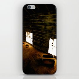 The Lower Lights are Burning iPhone Skin