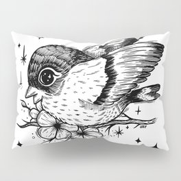 Birb Pillow Sham