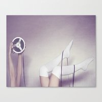 film Canvas Prints featuring Film by PhotoStories