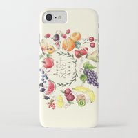home sweet home iPhone & iPod Cases featuring Home Sweet Home by Brooke Weeber