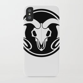 Day of the Ram iPhone Case