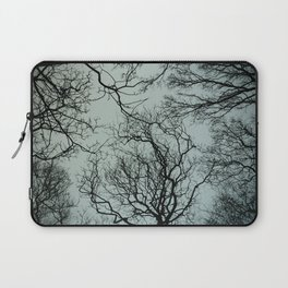 Lift Me Up To Winter Skies Laptop Sleeve
