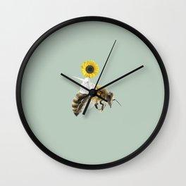 Bee Rider Wall Clock