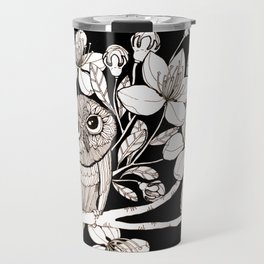 Elegant tree Travel Mug
