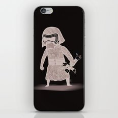kyloatsume iPhone & iPod Skin