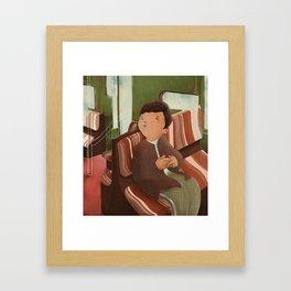 far gone Framed Art Print