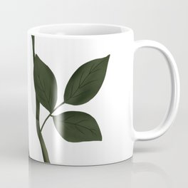 Mystical Maroon Rose Coffee Mug