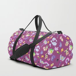 Star vs the Forces of Evil Pattern ( Pink ) Duffle Bag