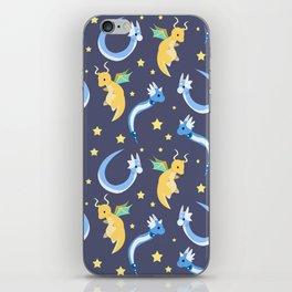 Simplistic Dragons iPhone Skin