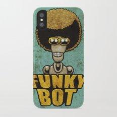 FunkyBot Slim Case iPhone X