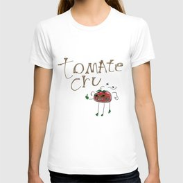 tomate cru T-shirt