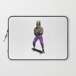 Wrestling Pop Art - King Tonga Laptop Sleeve