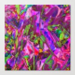 Pixel Fun 1118A Canvas Print