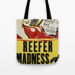 Reefer Madness Tote Bag