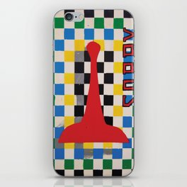 """Sorry, Not Sorry"" iPhone Skin"