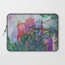 Karl Parsimagi Notre Dame Laptop Sleeve