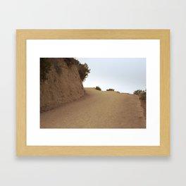 Glendale - Upwards Framed Art Print