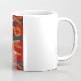 Red OK Coffee Mug