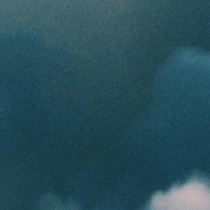 Blue Clouds Leggings