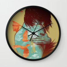 See It Through Wall Clock