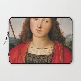 Raphael - St. Sebastian Laptop Sleeve