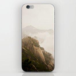 Golden Mountain iPhone Skin
