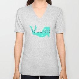 Vocaloid Inspired Shirt Unisex V-Neck