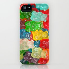 JELLY BEARS - COVER FOR IPHONE iPhone Case