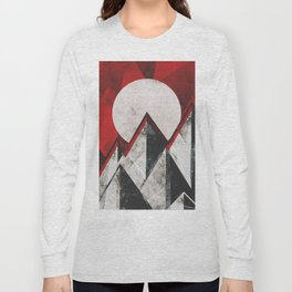 Mount kamikaze Long Sleeve T-shirt
