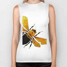 Bumble Bee Biker Tank