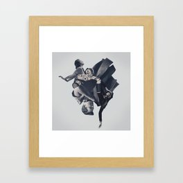 Constant Illumination Framed Art Print