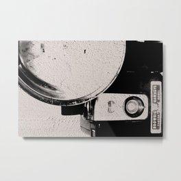 Brownie Metal Print