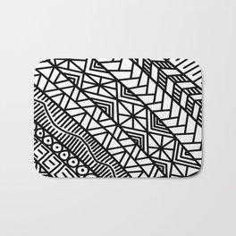 Quick Doodle Bath Mat