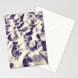 Midnight Sand  Stationery Cards