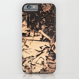 The Human Condition iPhone Case