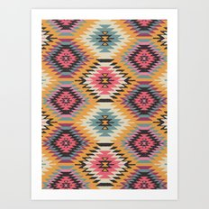 Navajo Dreams Art Print