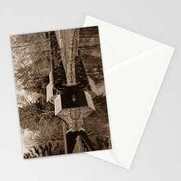 Mabry Mill (Sepia) Stationery Cards