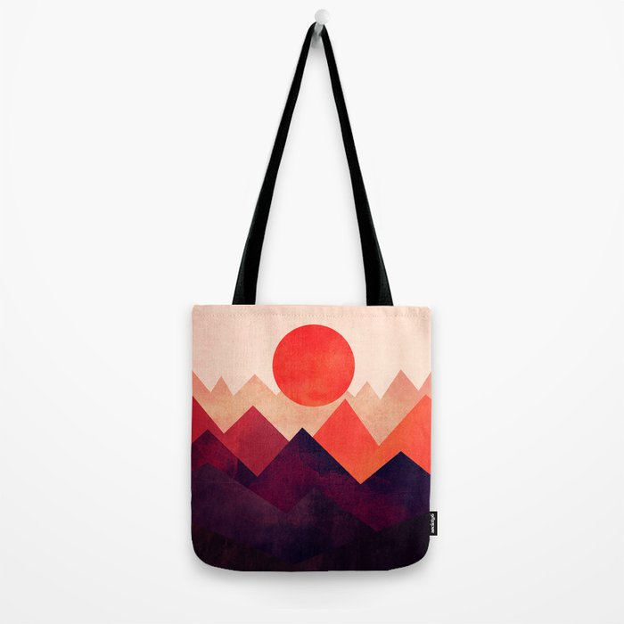 Touched By The Sun Tote Bag