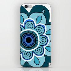 Flower 16 iPhone & iPod Skin