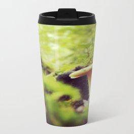 mushroom, hazelwood, sligo Travel Mug