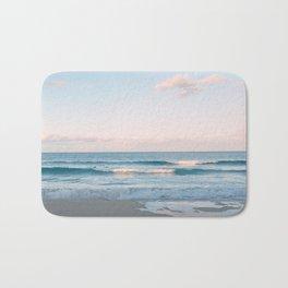 Sunset surf Bath Mat