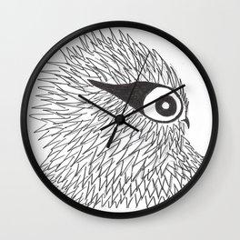 Owl 4 Wall Clock