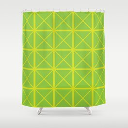 Slice the Pies I Shower Curtain