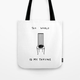 Throne Tote Bag
