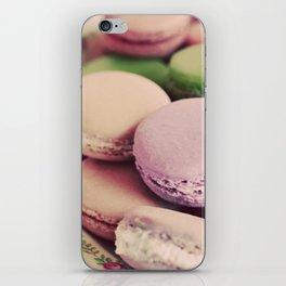 Sweet Macarons iPhone Skin