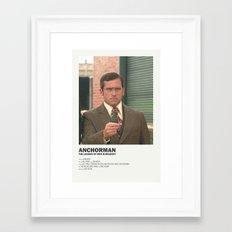 Where'd You Get a Grenade? Framed Art Print