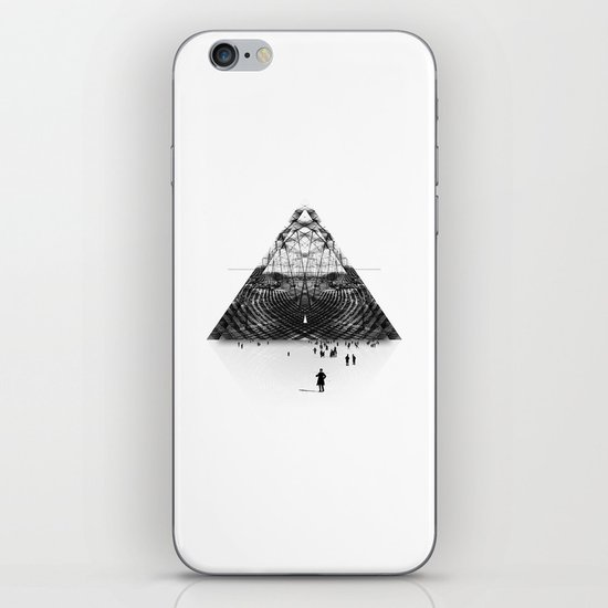 Darkside  iPhone & iPod Skin