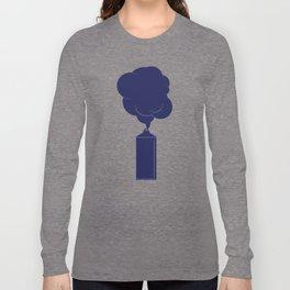 Art Supplies Long Sleeve T-shirt