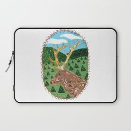 Spirit Elk Laptop Sleeve